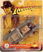 Indiana Jones Disney Park Exclusive Micro Action Motorcycle Playset WDW