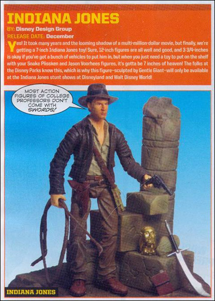 7&quot; Indy figure