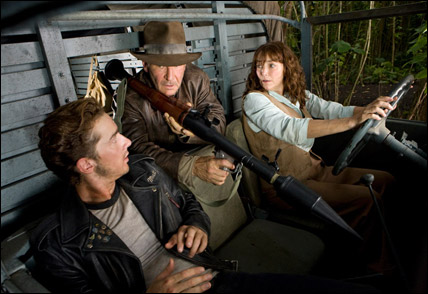 Indiana Jones 4 photo