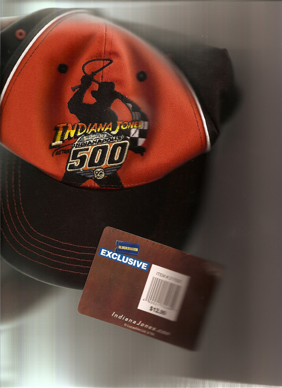 Indy 500 Hats