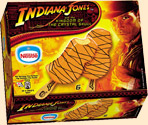 Indiana Jones Ice Cream