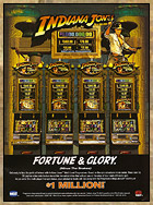 Indiana Jones Slot Machines