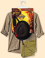 Indiana Jones costumes at Rubie's