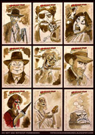 Schoenmaker's Sketch Cards